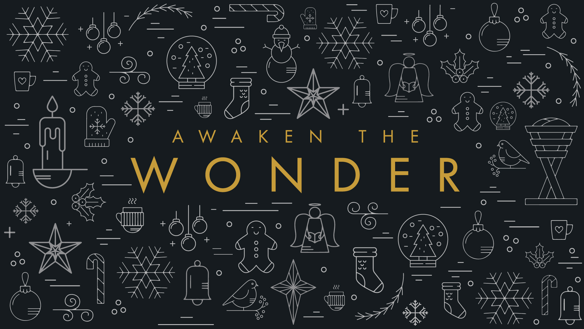 The Wonder of the Manger