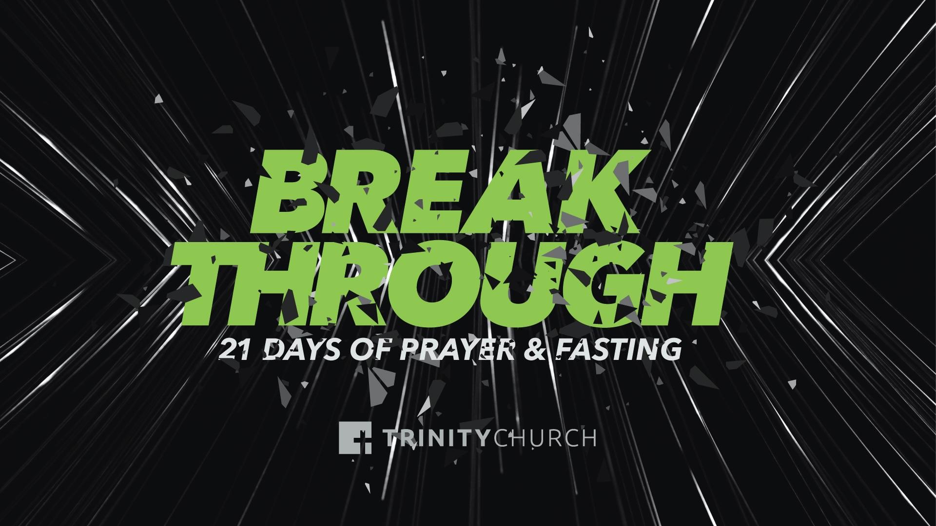 Breakthrough Sunday